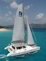 cruising catamaran (sailboat) VOYAGE 450 Voyage