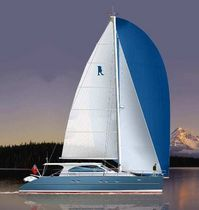 cruising catamaran (sailboat, custom-made) CAT 65 Ada Yacht