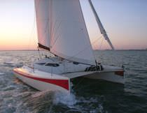 cruising-racing catamaran (sailboat) RACKHAM WING Lerouge yachts