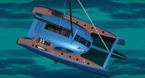 cruising-racing catamaran (sailboat, custom-made) YOUNG 69 Young Yacht Design