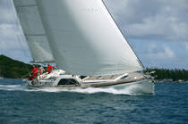 cruising sail : mainsail (full-batten) SWAN 62 ROLLY TASKER SAILS
