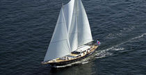 cruising sailboat : luxury sailing-super-yacht (steel) MAGISTRAL  JFA Yachts