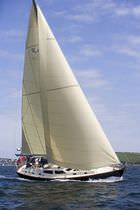 cruising sailboat (2 cabins) 44 Rustler Yachts