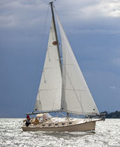 cruising sailboat (3 cabins) IP 360 Island Packet