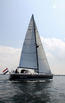 cruising sailboat SENTIJN 37IQ OceanPeople Yachts B.V.