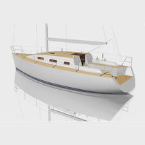 cruising sailboat (aluminium, 2 cabins) M&L 30 S MANDL - Living on Water, Ltd.