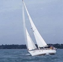 cruising sailboat (aluminium) KANTER 47 Kanter Yachts