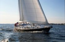 cruising sailboat (deck saloon, 2 cabins) 450AC Passport Yachts Europe