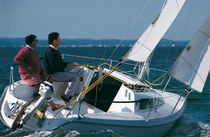 cruising sailboat (lifting keel) BLUE DJINN B2 marine