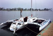 cruising trimaran F-9AX Farrier Marine (NZ)