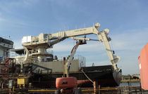 custom-made deck crane  TRIYARDS