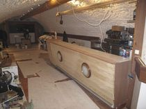 custom-made furniture for yachts  CHANTIER NAVAL BORG - Marseille