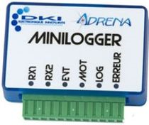 datalogger for racing sailboats MINILOGGER Adrena