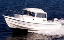 day fishing boat 19' ANGLER C Dory Marine Group