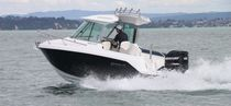 day fishing boat 600 HARDTOP Atomix Boats