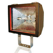 deck floodlight for ships > 500 W (halogen) ProFlood Achiever QA/al Pauluhn
