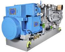 diesel generator set for ships 350 -> 2100 KW Norwegian Electric Systems