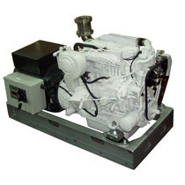 diesel generator set for ships (high speed, indirect fuel injection, natural aspiration) SDA 20 M SCAM-Marine d.o.o.