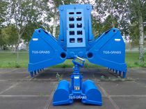 discharge grab for bulk carrier ships (hydraulic ) 320 BAR The Grab Specialist BV T.G.S.