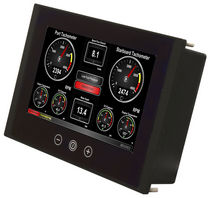 display for yachts and ships (for monitor and control systems, touchscreen) TSM800 Maretron