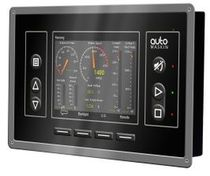 display for yachts and ships (for monitor and control systems, touchscreen) PRO 400 SERIES Auto-Maskin AS