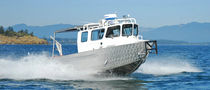 dive-boat (aluminium) 25' Workskiff Inc