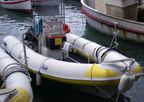 dive-boat : rigid inflatable boat (outboard, center console) 585 W Italboats
