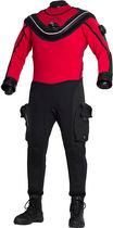 diving drysuit BULLET Whites Manufacturing