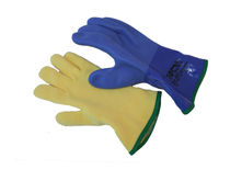 diving gloves PVC Finnpor
