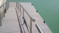 dock decking (composite) LIFESTYLE  Majestic Jetties & Marinas