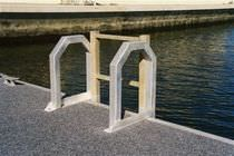 dock ladder DELUX Superior Jetties
