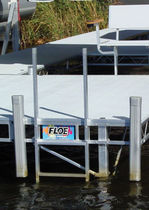 dock ladder (aluminium)  FLOE INTERNATIONAL, INC.