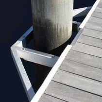 dock pile-guide  Marina Dock Systems