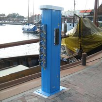 dock power and water pedestal ATLANTIC Seijsener Rekreatietechniek