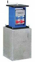 dock power and water pedestal (retractable) TERMINAL FOLD AWAY COELIN S.r.l.