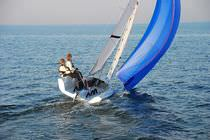 double-handed sailing dinghy (asymmetric spinnaker) NAUTICA 450 RACE Nautica Boats sp. z o.o.