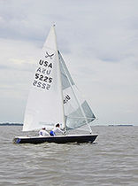 double-handed sailing dinghy (symmetric spinnaker) BUCCANEER 18 Nickels Boats