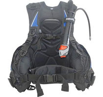 dual bladder buoyancy compensator AQUASKY 2000 Leon Sports  