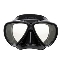 dual-porthole dive mask MANTIS LV  Riffe International