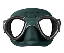 dual-porthole dive mask MYSTIC ONE