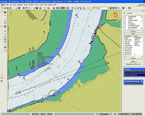 ECDIS training software  PC Maritime