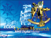 ECDIS training software OCEAN MONARCH MNS Marine