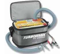 electric air pump (battery powered) BRAVO TURBO MAX 24V Scoprega