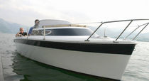 electric boat : in-board cabin-cruiser 707 VENEZIA FRAUSCHER BOOTSWERFT