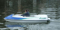 electric boat : open boat RIVERETTE Water Roo Craft