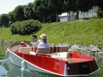 electric boat : open boat (for aquatic centers) DERBY SAVIBOAT
