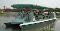 electric boat : sightseeing boat (catamaran, solar energy) 13M Lung Teh Shipbuilding Co.