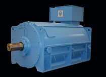 electric motor for ships (three phase, asynchronous, liquid-cooled) 100 -> 5500 KW Norwegian Electric Systems