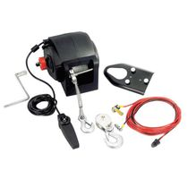 electric winch for boat trailer 01538 Eval