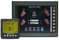 electronic control system for stabilizer system for yachts DATUM NAIAD DYNAMICS